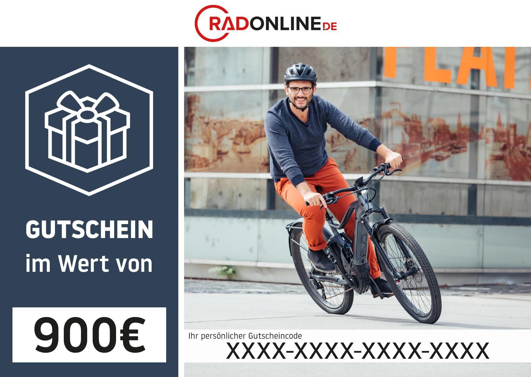 gutscheine: Geschenkgutschein  900 €