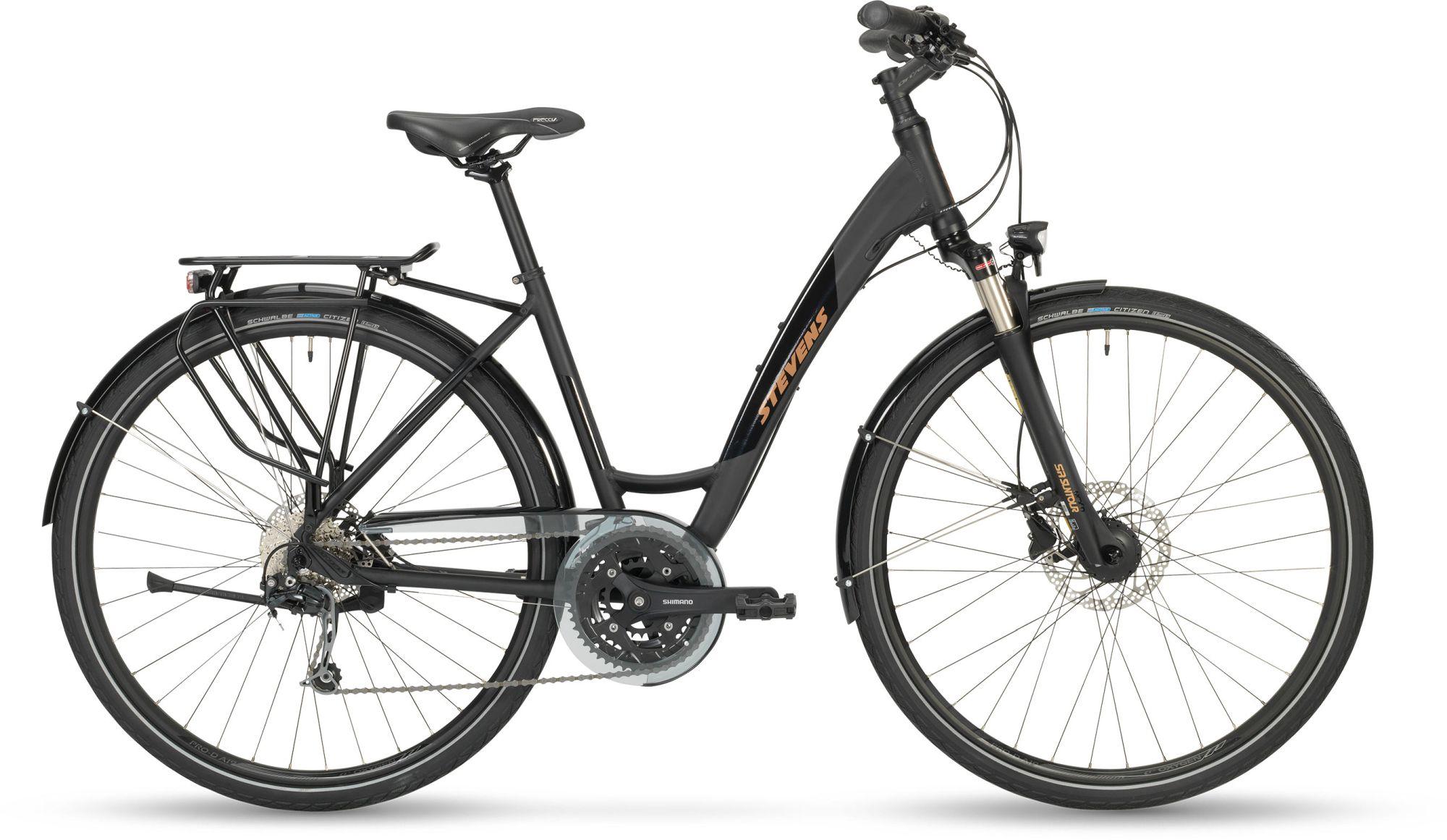 Fahrräder/Trekkingräder: STEVENS  Savoie Forma 27 Gang Kettenschaltung Damenfahrrad Wave Modell 2019 28 Zoll 56 cm