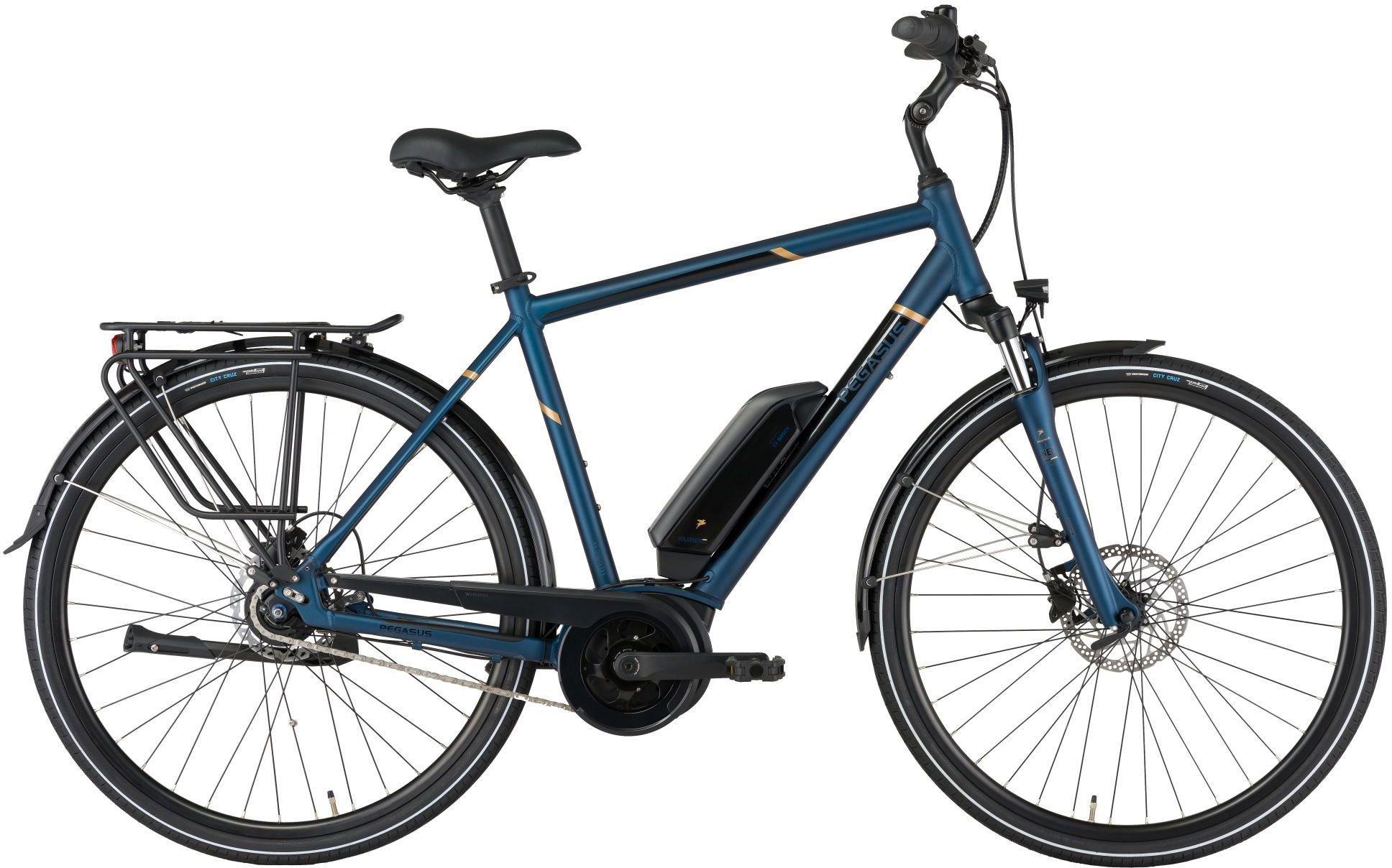 E-Bikes/Citybikes: Diamant  Ancura E8R Disc (500 Wh) 8 Gang Nabenschaltung Herrenfahrrad Diamant Modell 2021 28 Zoll 50 cm