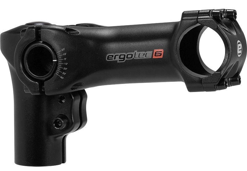 schaftvorbauten/Vorbauten: Ergotec ergotec Vorbau Swell R Ahead 70318 80mm