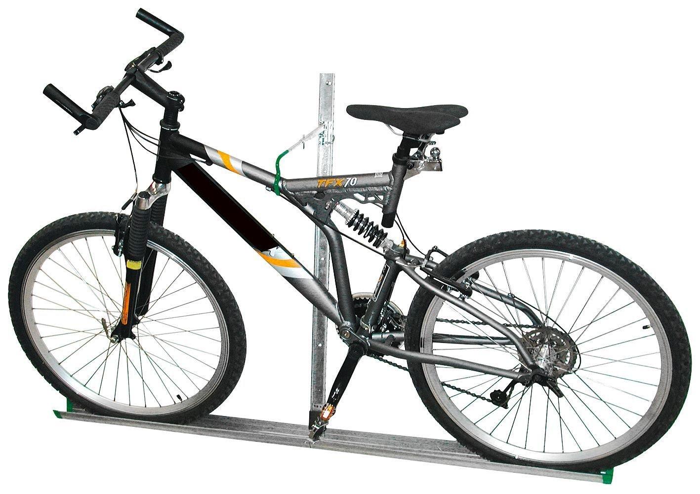 wand- & deckenhalter/Ständer: EAL  Fahrradwandhalter bis zu 20 Kilogr.