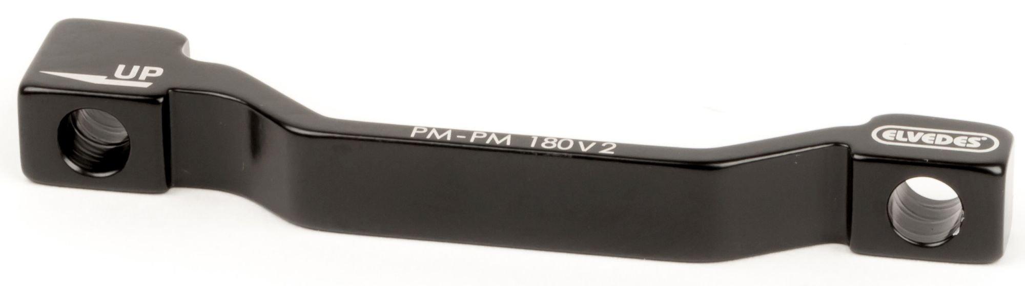 bremsen/Bremsen: Elvedes  Bremsscheibenadapter PM-PM 180 mm front
