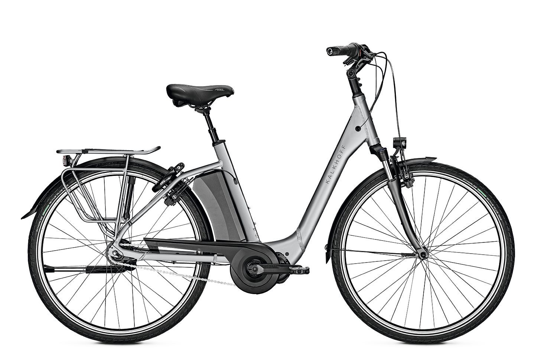 E-Bikes/Citybikes: Kalkhoff  AGATTU 3.S ADVANCE RT (621 Wh) 8 Gang Damenfahrrad Tiefeinsteiger Modell 2020 28 Zoll 60 cm