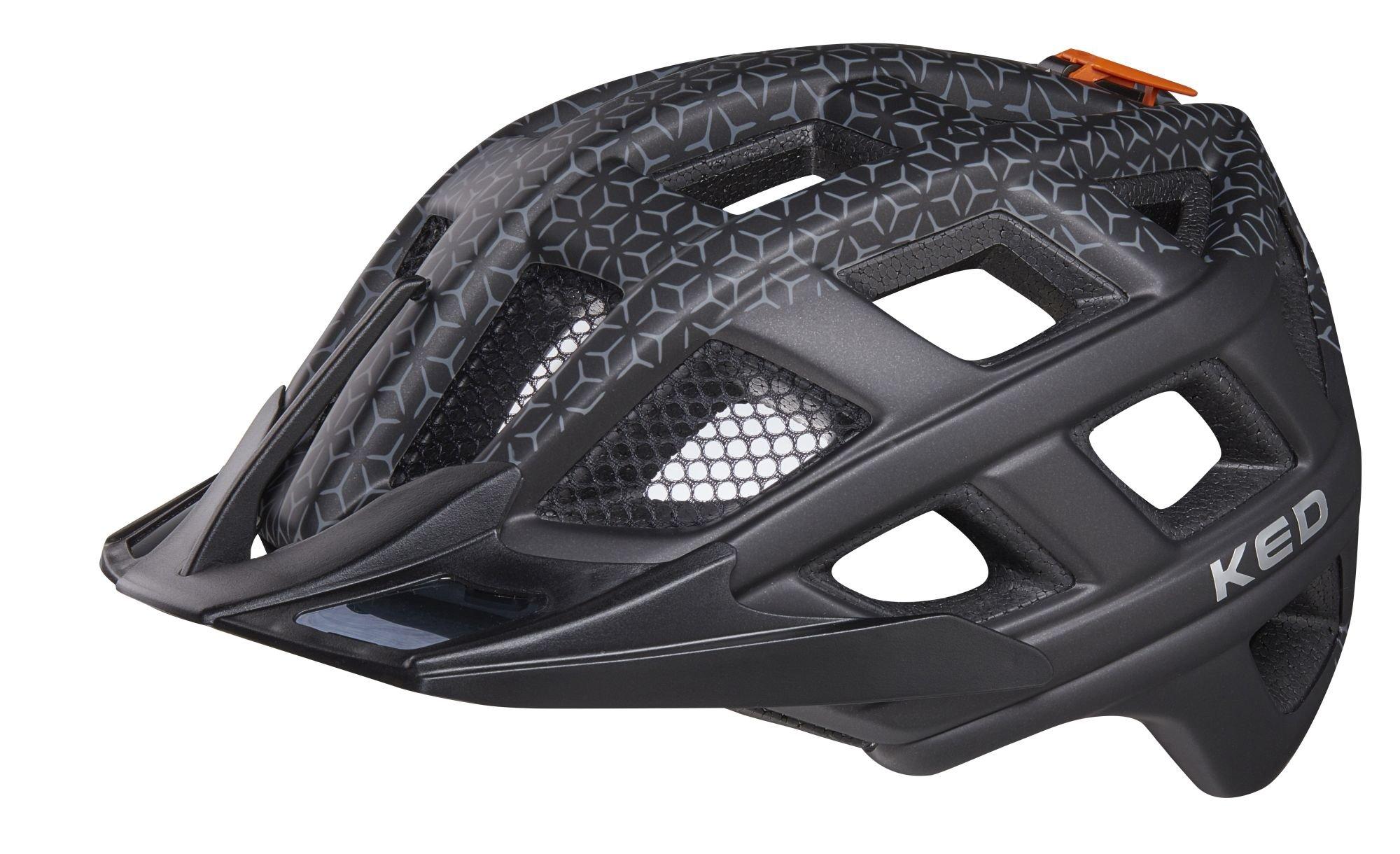 mountainbike-helme/Helme: KED  Fahrradhelm Crom 60-64 cm