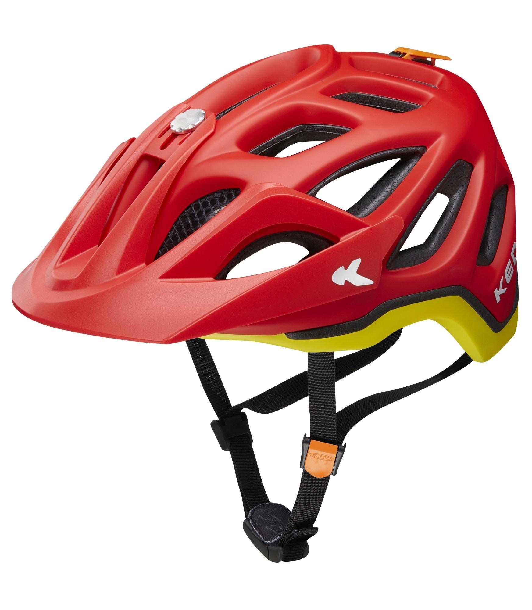 mountainbike-helme/Helme: KED  Fahrradhelm Trailon 52-58 cm