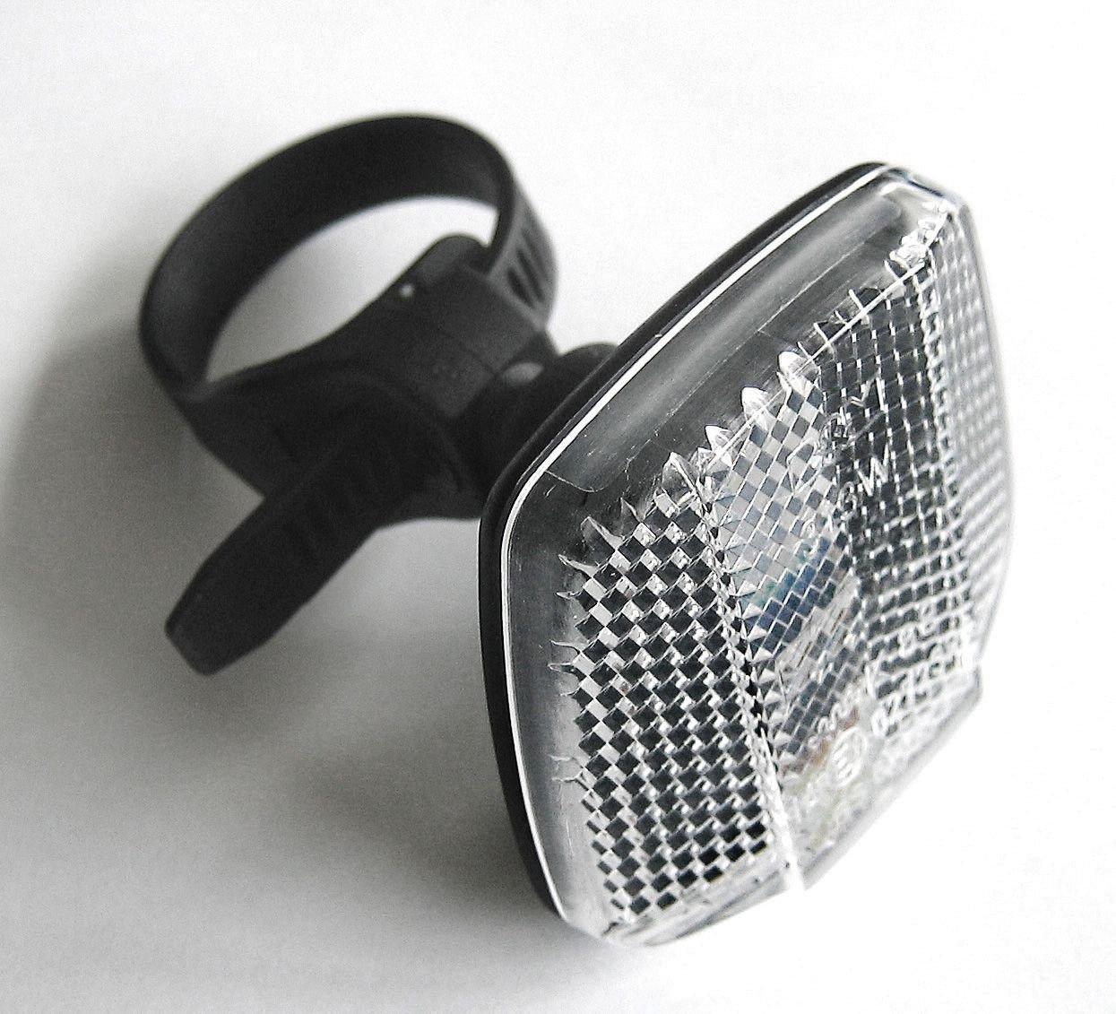 reflektoren/Beleuchtung: Busch & Müller  3135WB Front-Reflektor