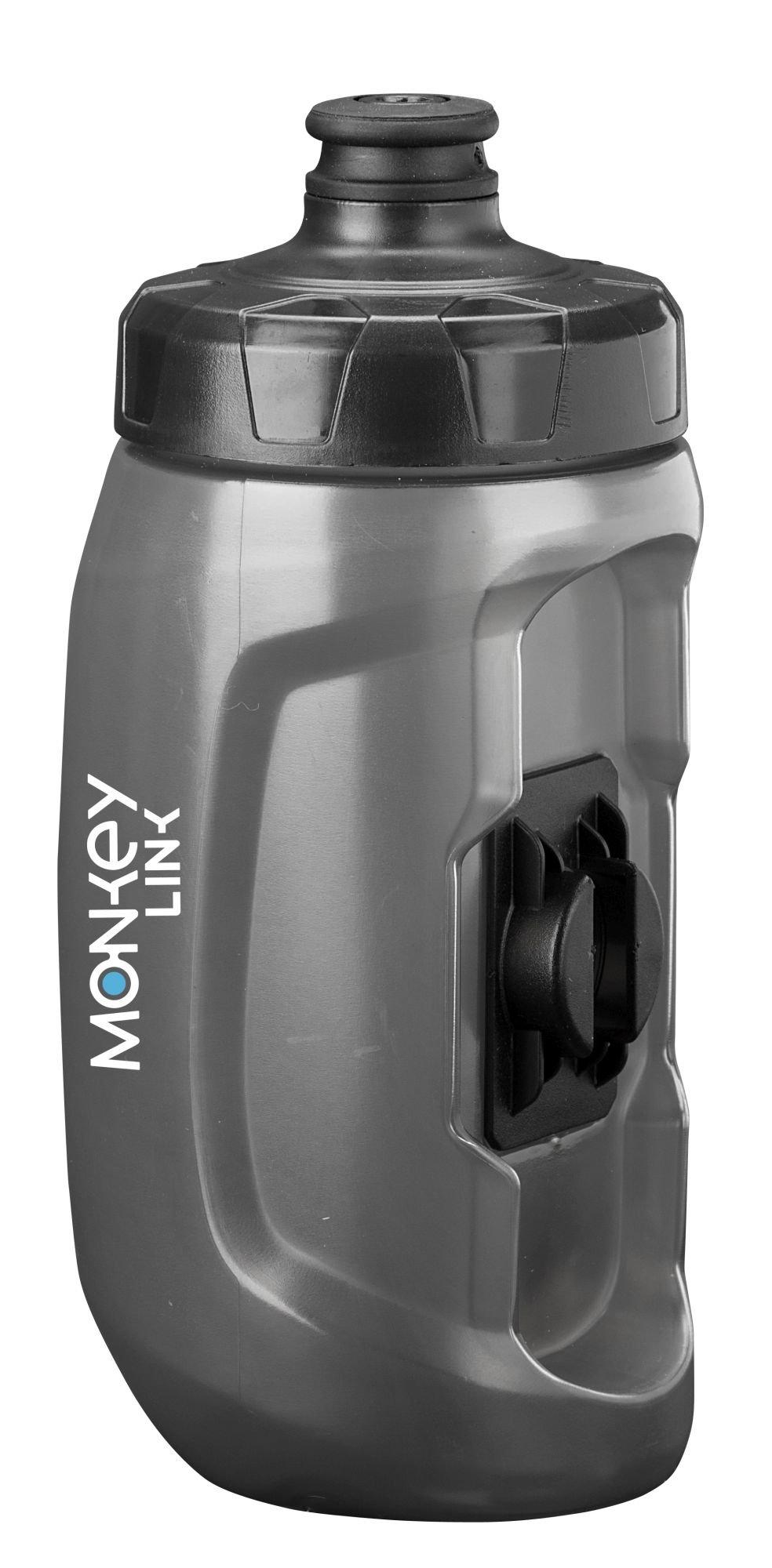 flaschen kunststoff/Trinkflaschen: MonkeyLink  Trinkflasche ohne BottleMount MonkeyBottle 450ml