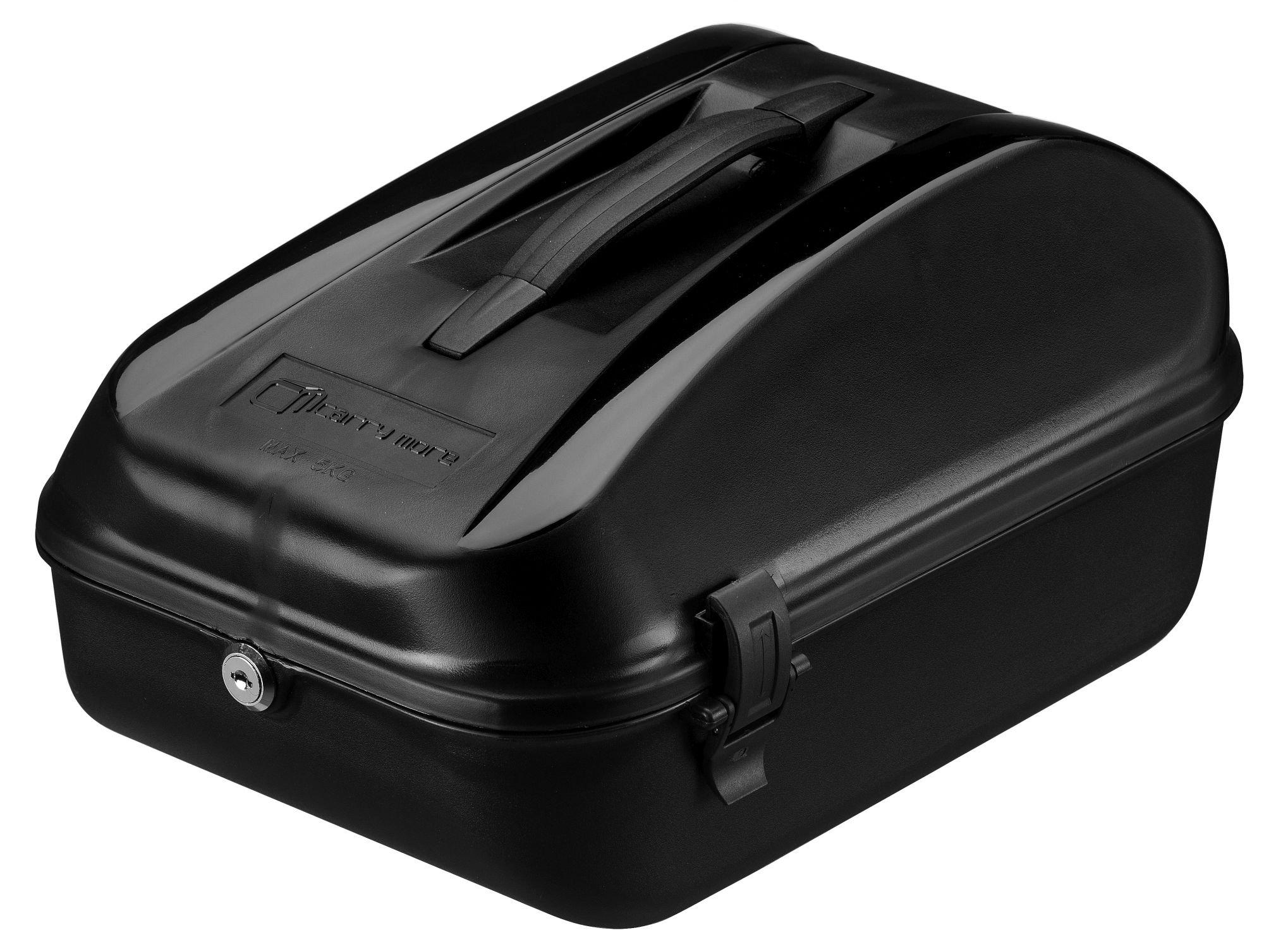 hinterradkörbe/Koffer & Körbe: Carrymore  Box für Systemgepäckträger i-Rack II i-Rack 2 Box