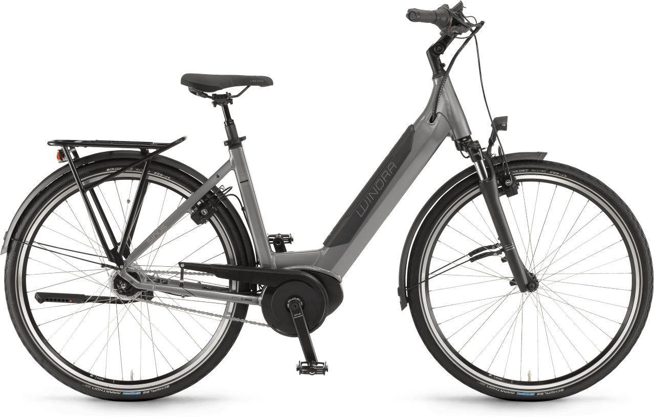 E-Bikes/Citybikes: Winora  Sinus iN8 8 Gang Nabenschaltung Damenfahrrad Wave Modell 2021 28 Zoll 50 cm