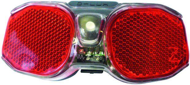 rücklichter/Beleuchtung: c-lux  Bobby Dynamo-Rücklicht 80mm oder 50mm