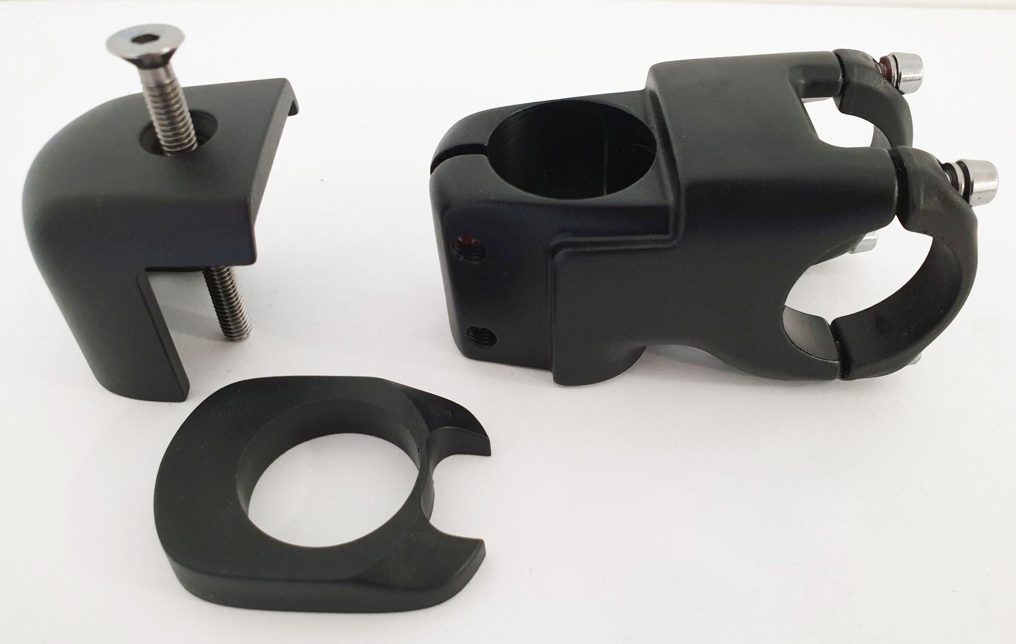 vorbauten/Vorbauten: Kalloy Vorbau AS-MTB-i 31828650mm