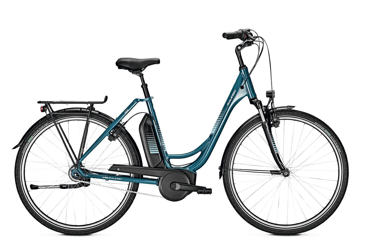 E-Bikes/Citybikes: Raleigh  JERSEY 7 FL (300 Wh) 7 Gang Nabenschaltung Damenfahrrad Wave Modell 2020 28 Zoll 57 cm