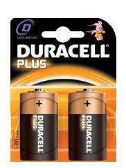 zubehör computer & pulsuhren: Duracell  Plus Mono D LR20-MN1300 2Stück