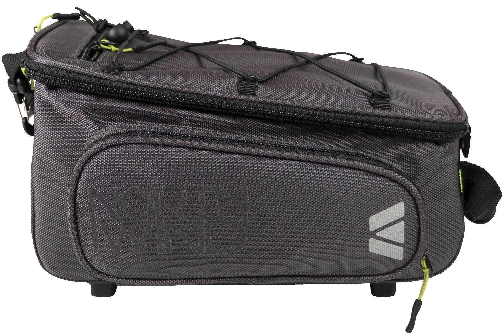 Fahrradteile/Koffer & Körbe: Northwind  Gepäckträgertasche Smartbag Classic 2.0 i-Rack II ()