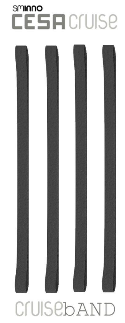 kartenhalter/Lenker: SMINNO  Ersatzgummi (4 Stück) CESAcruise Cruiseband Longlife