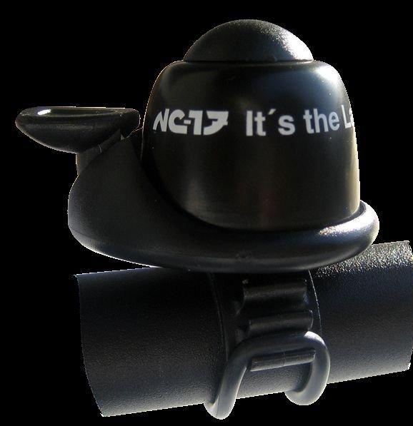 glocken & hupen/Klingeln & Hupen: NC-17  Safety Bell