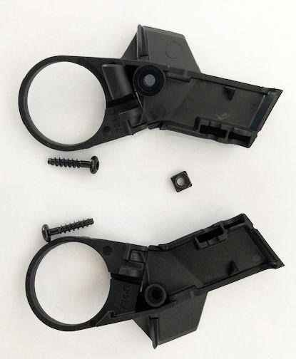 zubehör computer & pulsuhren: Velo  Halterung Display VLD-724 (BOSCH KIOX)
