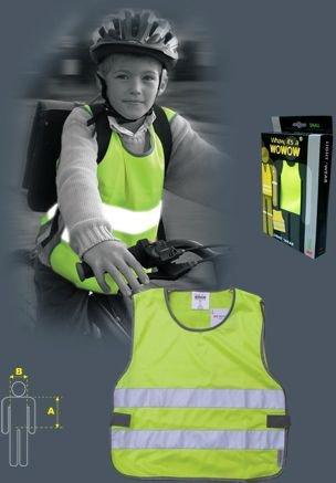 reflektoren/Beleuchtung: Tip Top  Reflex-Kinderweste 6-9 Jahre