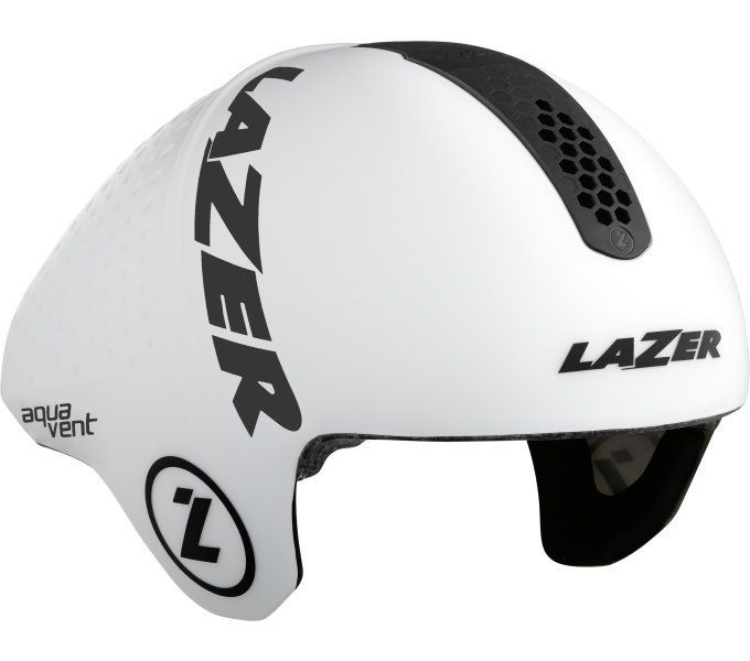 rennrad-helme/Helme: Lazer  Fahrradhelm Tardiz 2 52-56 cm Matte White