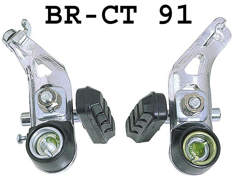 felgenbremshebel/Bremsen: Shimano  Bremse Altus CT 91 ()