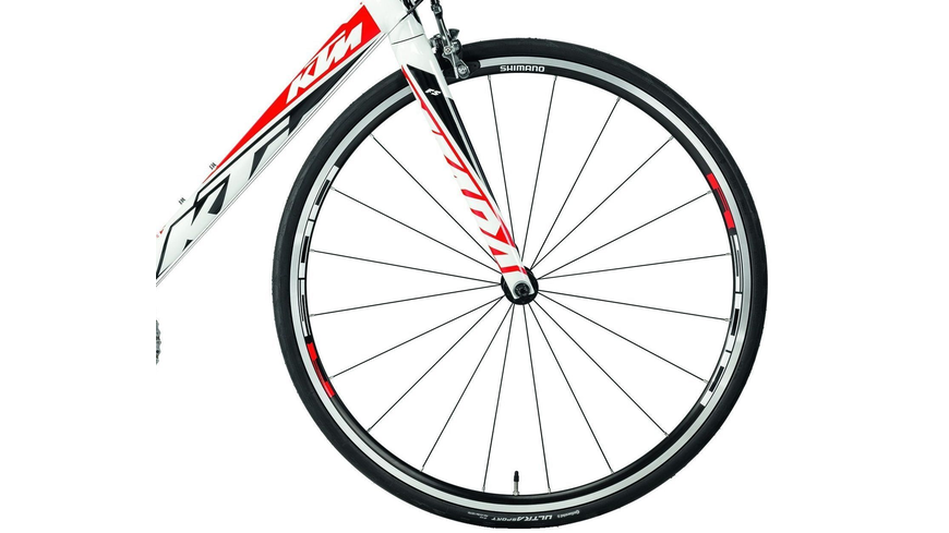 KTM Strada 1000, 20 Gang Kettenschaltung, Herrenfahrrad, Rennrad, Modell 2017, 28 Zoll (Gebrauchtrad aus Fahrradverleih. Technisch und optisch in gutem Zustand)