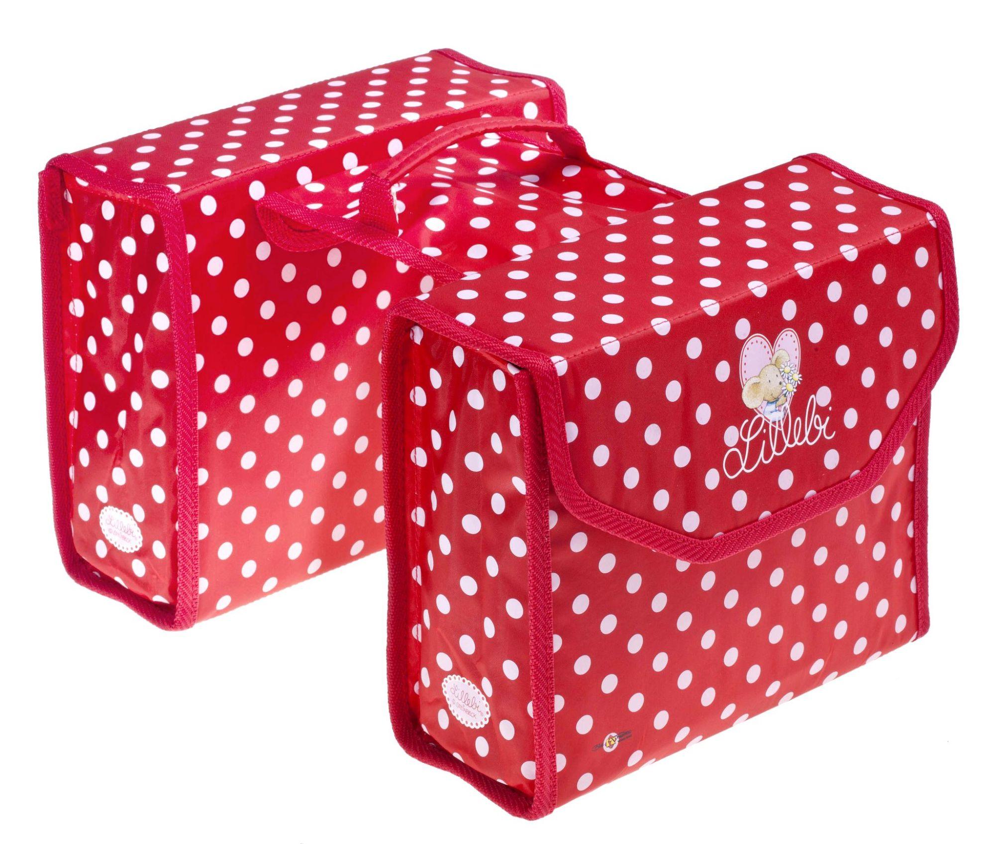 körbe, taschen, puppensitze/Kinderartikel: Bike Fashion  Doppeltasche Lillebi