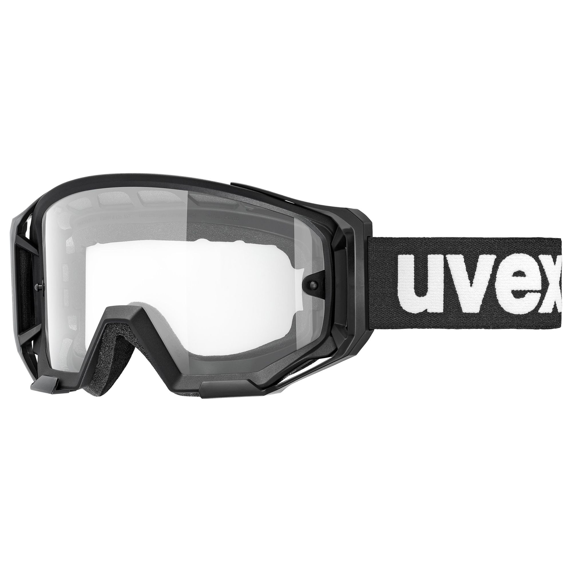Bekleidung/Accessoires: Uvex  Brille athletic bike one size