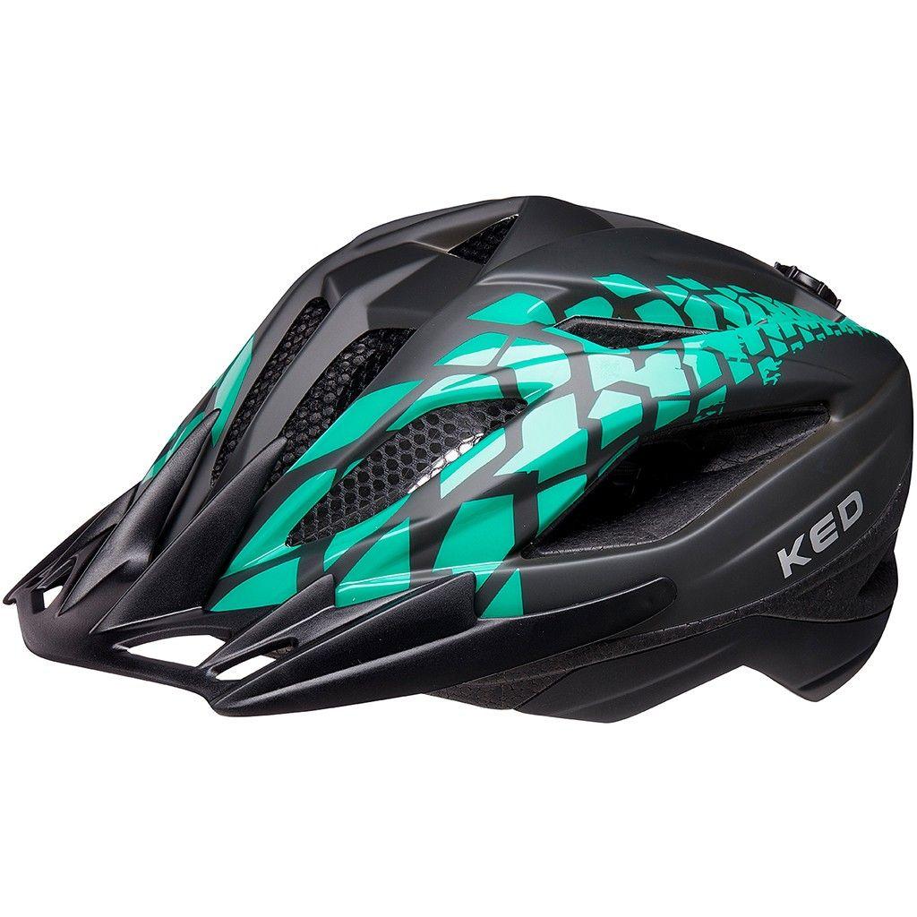 kinder- / jugend-helme/Helme: KED  Fahrradhelm Street Jr. Pro 53-58 cm