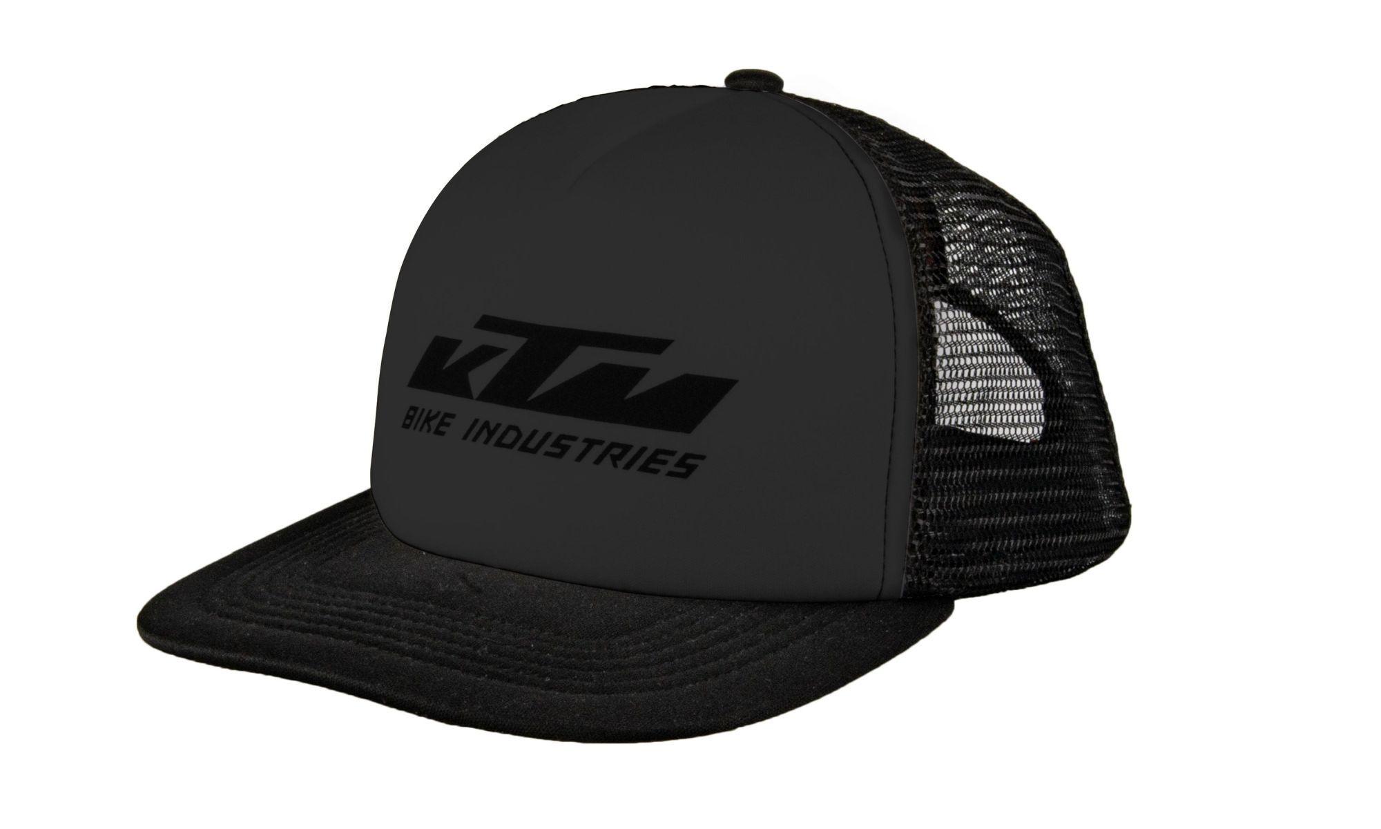mützen/Accessoires: KTM  Base Cap Factory Team Mesh Cap