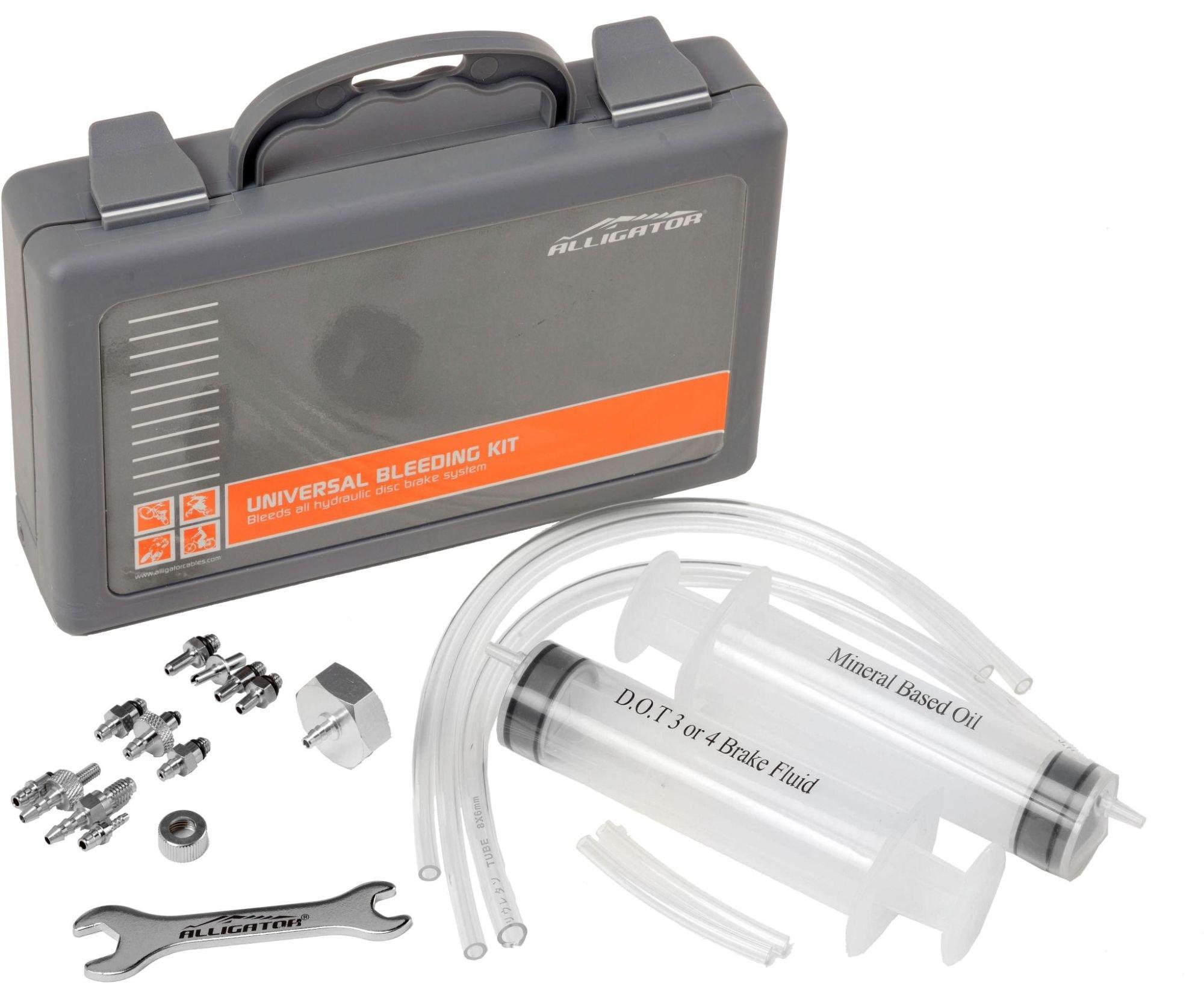 Fuxon Werkzeugkoffer Entlüftungskit