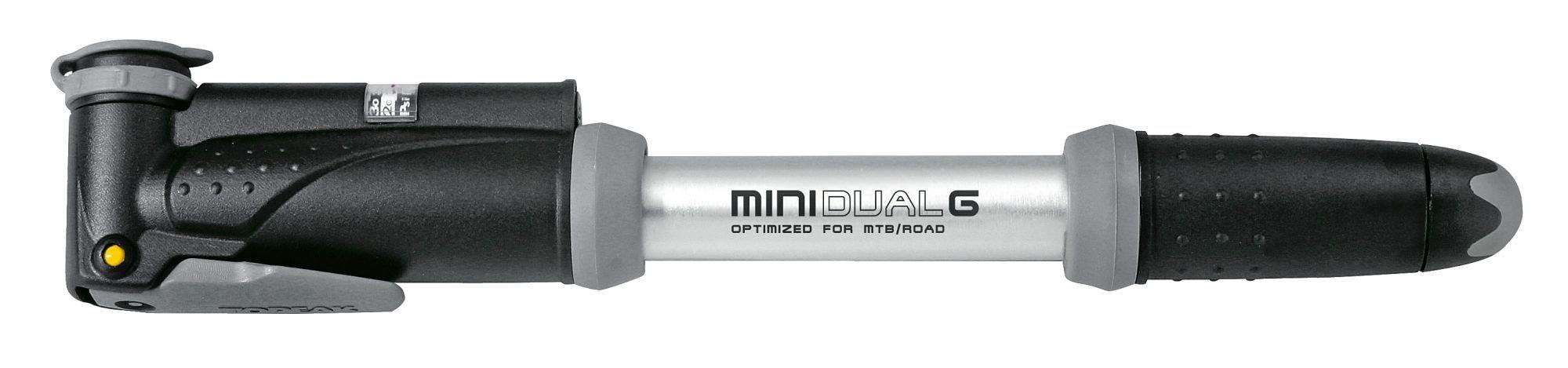 Topeak Minipumpe Mini Dual G