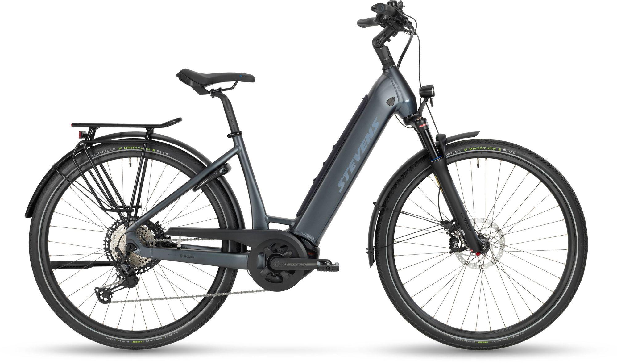 E-Bikes: STEVENS  E-Triton Plus Damenfahrrad Wave Modell 2020 28 Zoll 52 cm