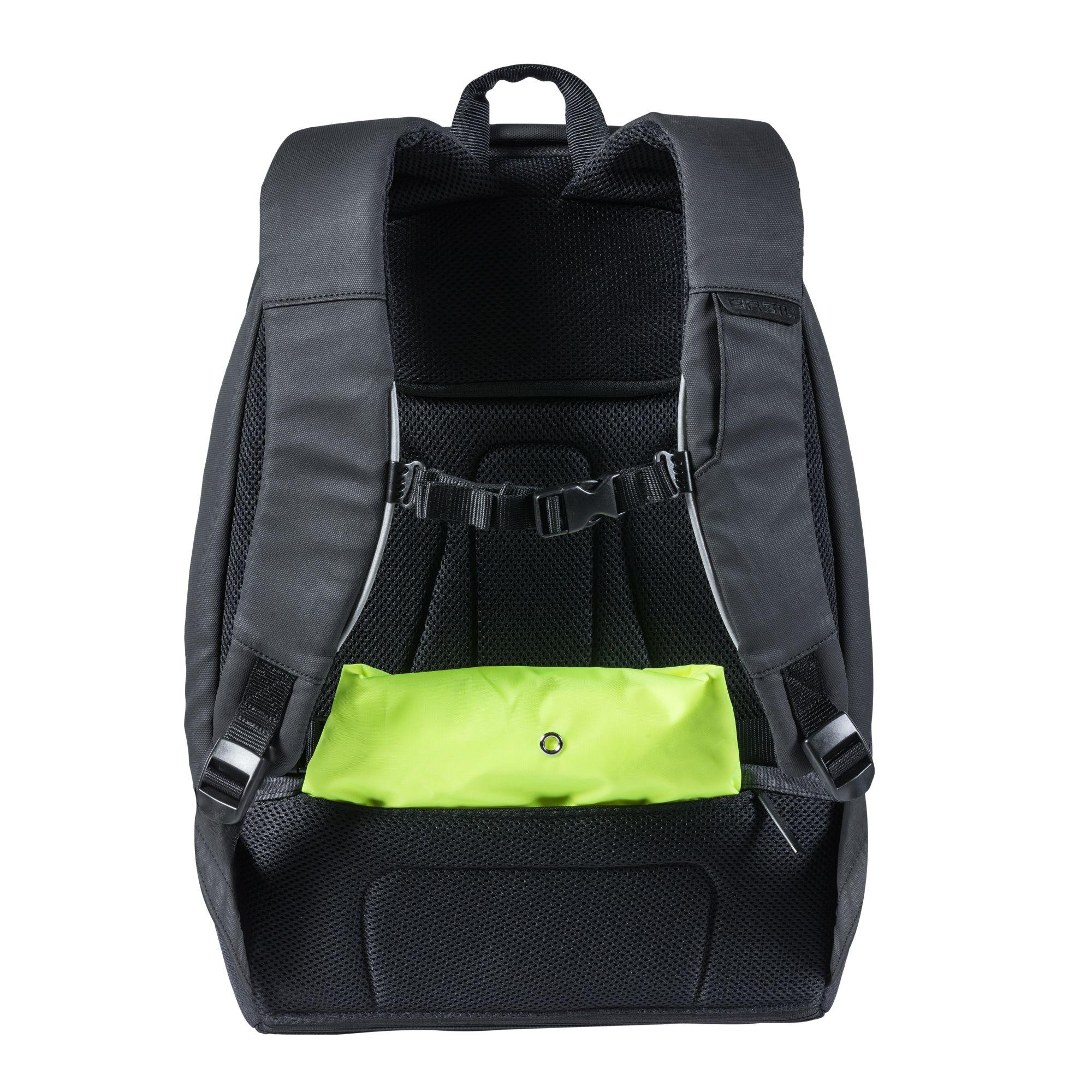 Basil Rucksack/Gepäckträgertasche B-Safe Backpack