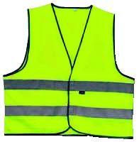 reflektoren/Beleuchtung: Tip Top  Sicherheitsweste für Erwachsene XL