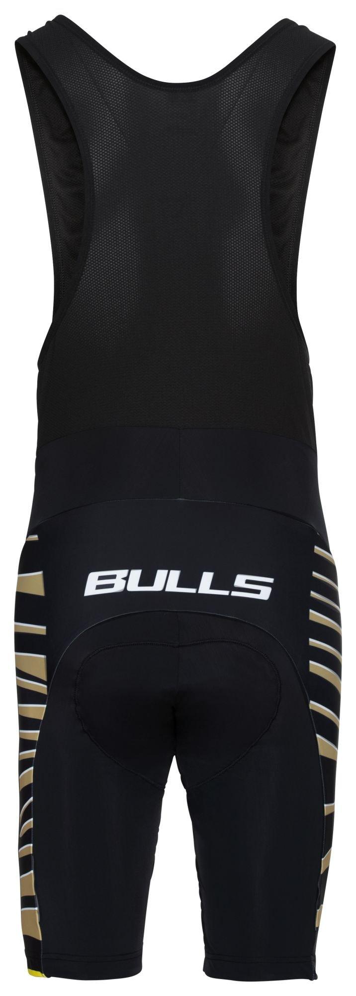 BULLS Shorts Bibshorts Zebra