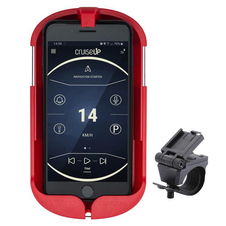 SMINNO Smartphone Case CESAcruise S red