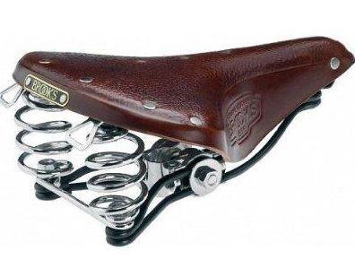 ledersättel: Brooks  B67 S Classic Leder  Damen-Sattel