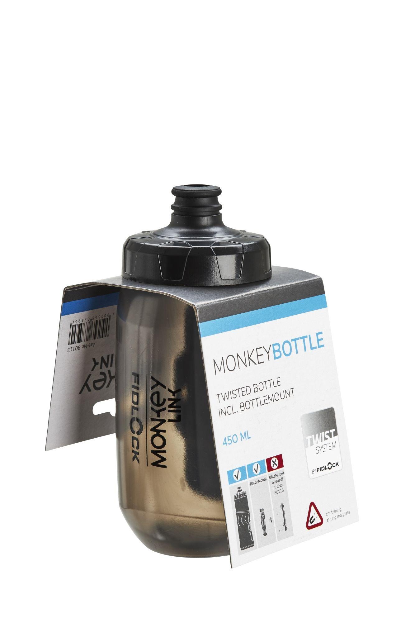 trinkflaschen/Trinkflaschen: MonkeyLink  Trinkflasche ML-MonkeyBottle CO 450ml