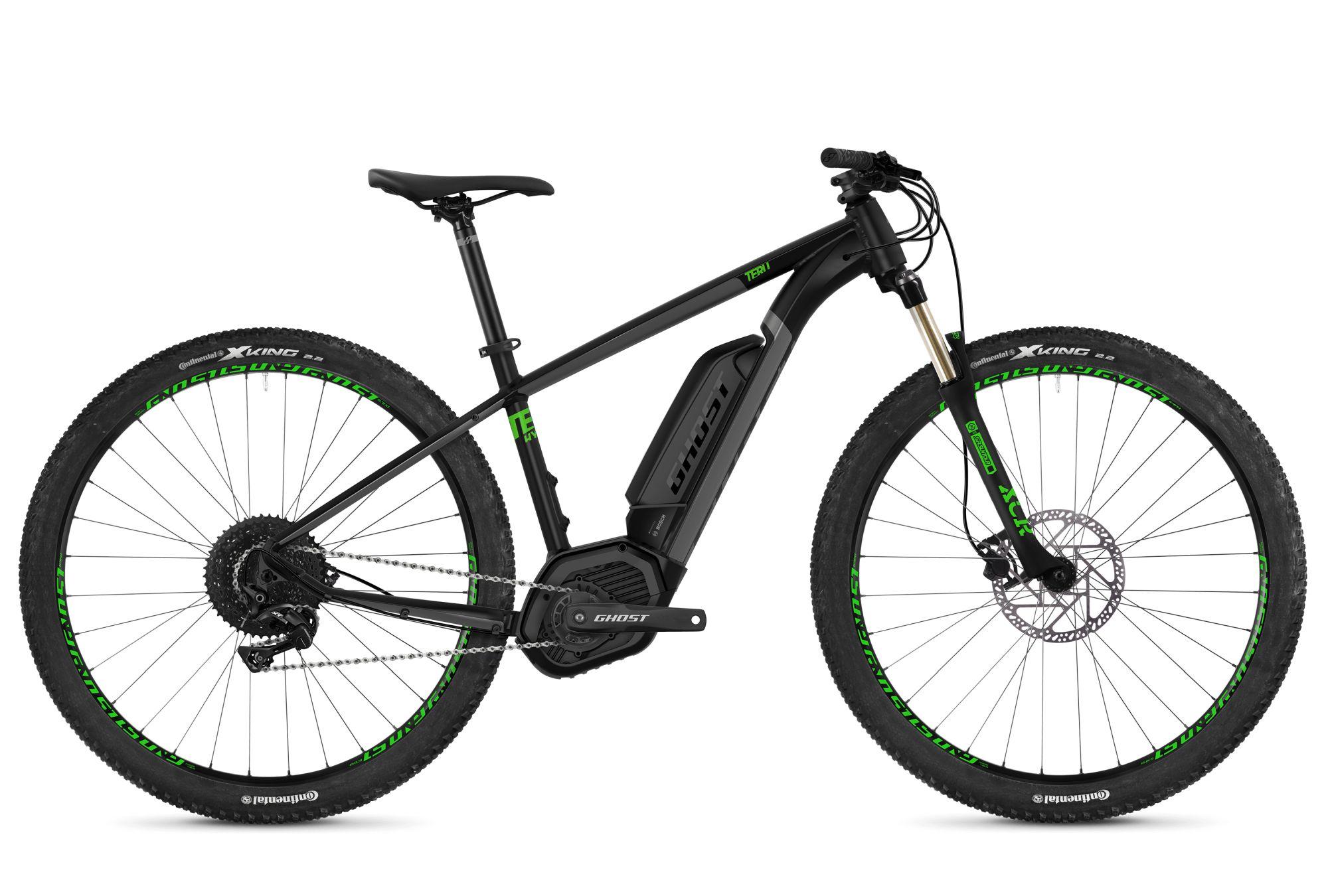 e-Fahrräder/E-Mountainbikes: Diamant GHOST HYB Teru B4.9 AL U 10 Gang Kettenschaltung Herrenfahrrad Diamant Modell 2020 29 Zoll 45.5 cm