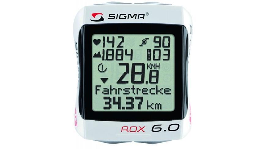 Sigma Rox 6.0 CAD wireless Computer