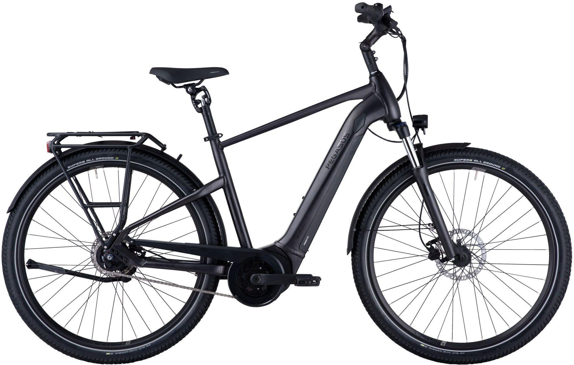 E-Bikes/Citybikes: Diamant  Savino EVO 5R Performance (400 Wh) 5 Gang Nabenschaltung Herrenfahrrad Diamant Modell 2021 28 Zoll 40 cm shimano gr