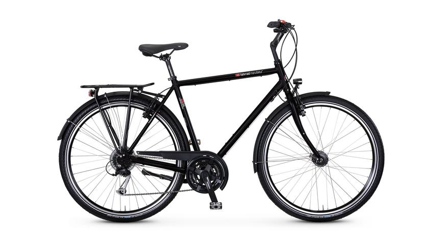 VSF Fahrradmanufaktur T-50 24-Gg, 24 Gang Kettenschaltung, Herrenfahrrad, Diamant, Modell 2020, 28 Zoll