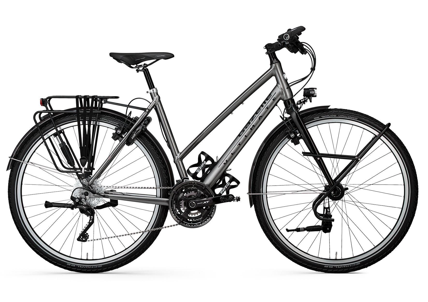Fahrräder/Trekkingräder: Gazelle  Ultimate Marco Polo Damenfahrrad Damen Modell 2019 28 Zoll 53 cm