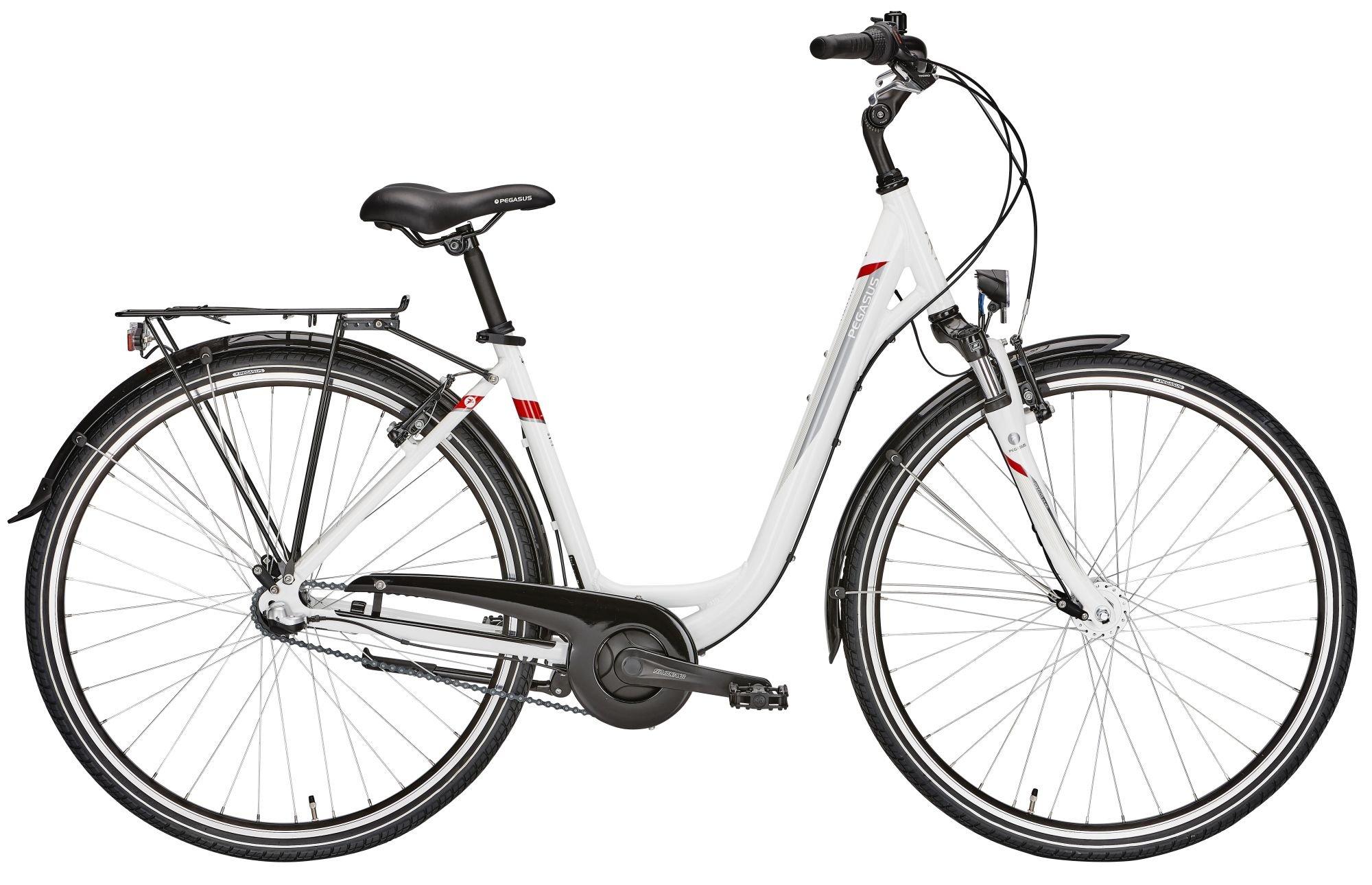city-/tourenräder/Citybikes: Pegasus  Avanti 7  26 Zoll 7 Gang Nabenschaltung Damenfahrrad Tiefeinsteiger Modell 2020 26 Zoll 50 cm