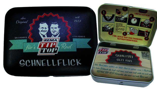 flickzeug & reparatur: Tip Top  TT 02 Nostalgie Flickzeug