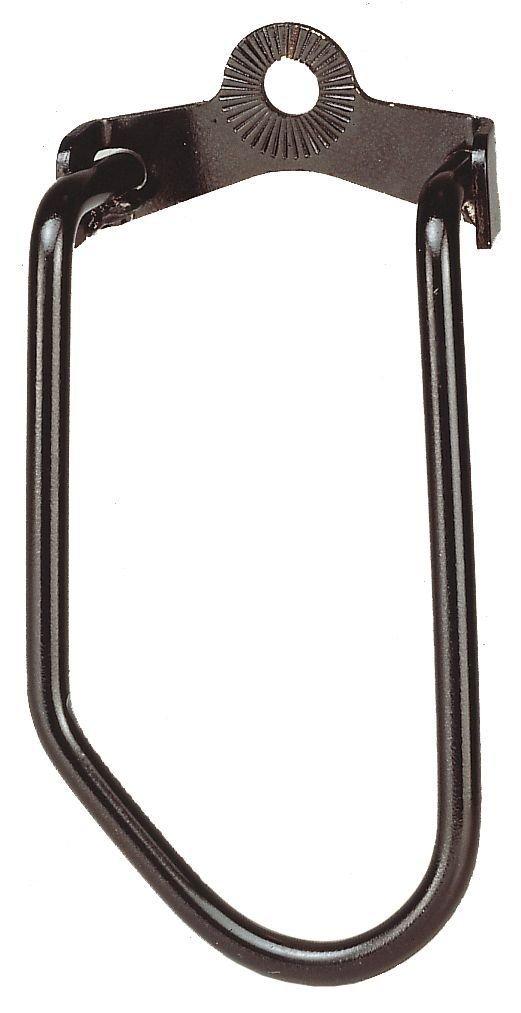 Fuxon Schaltwerkschutzbügel,Stahl,sw,Achse