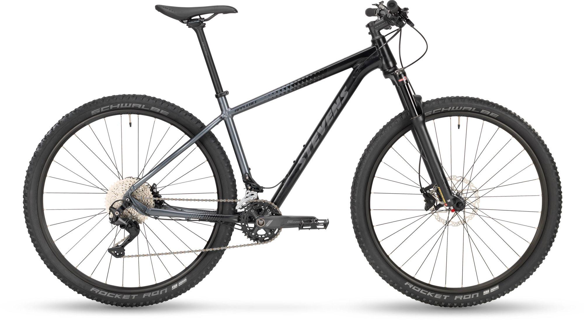 hardtail/Mountainbikes: Diamant  Applebee 20 Gang Kettenschaltung Herrenfahrrad Diamant Modell 2021 29 Zoll 46 cm Velvet Black