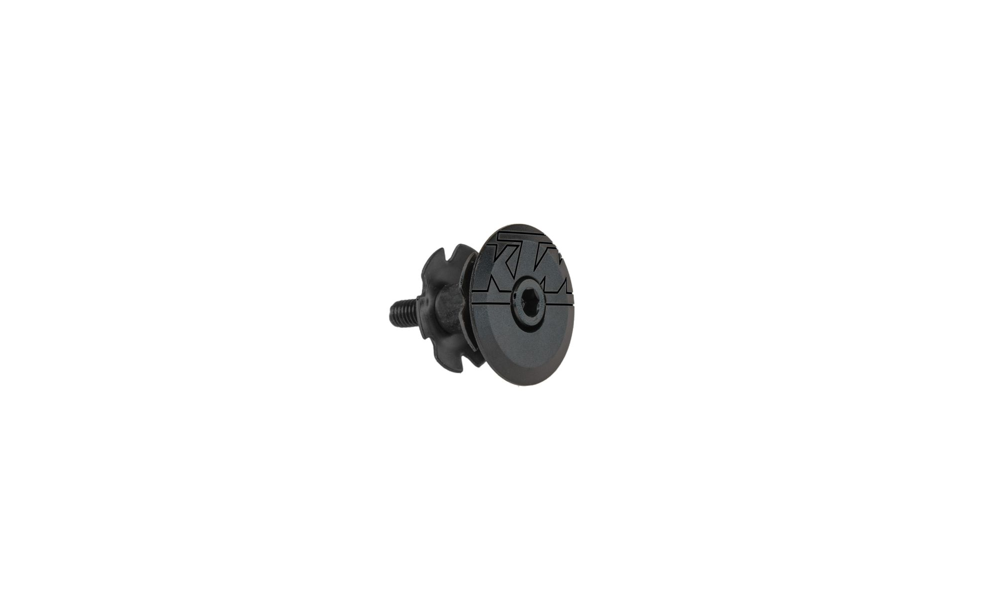 ahead vorbauten/Vorbauten: KTM  Ahead Kappe Team Ahead Plug II 1 18