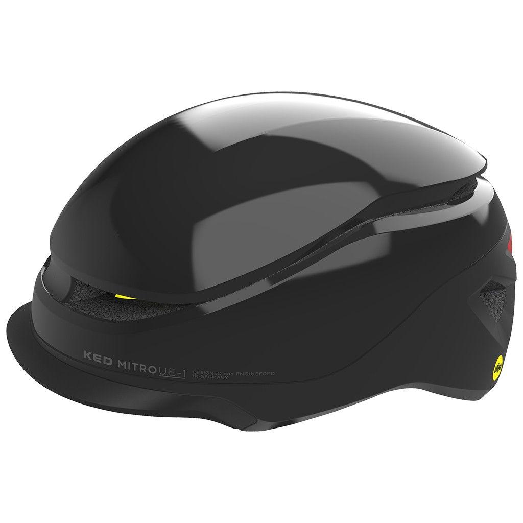 ebike-helme/Helme: KED  Fahrradhelm Mitro UE-1 52-58 cm