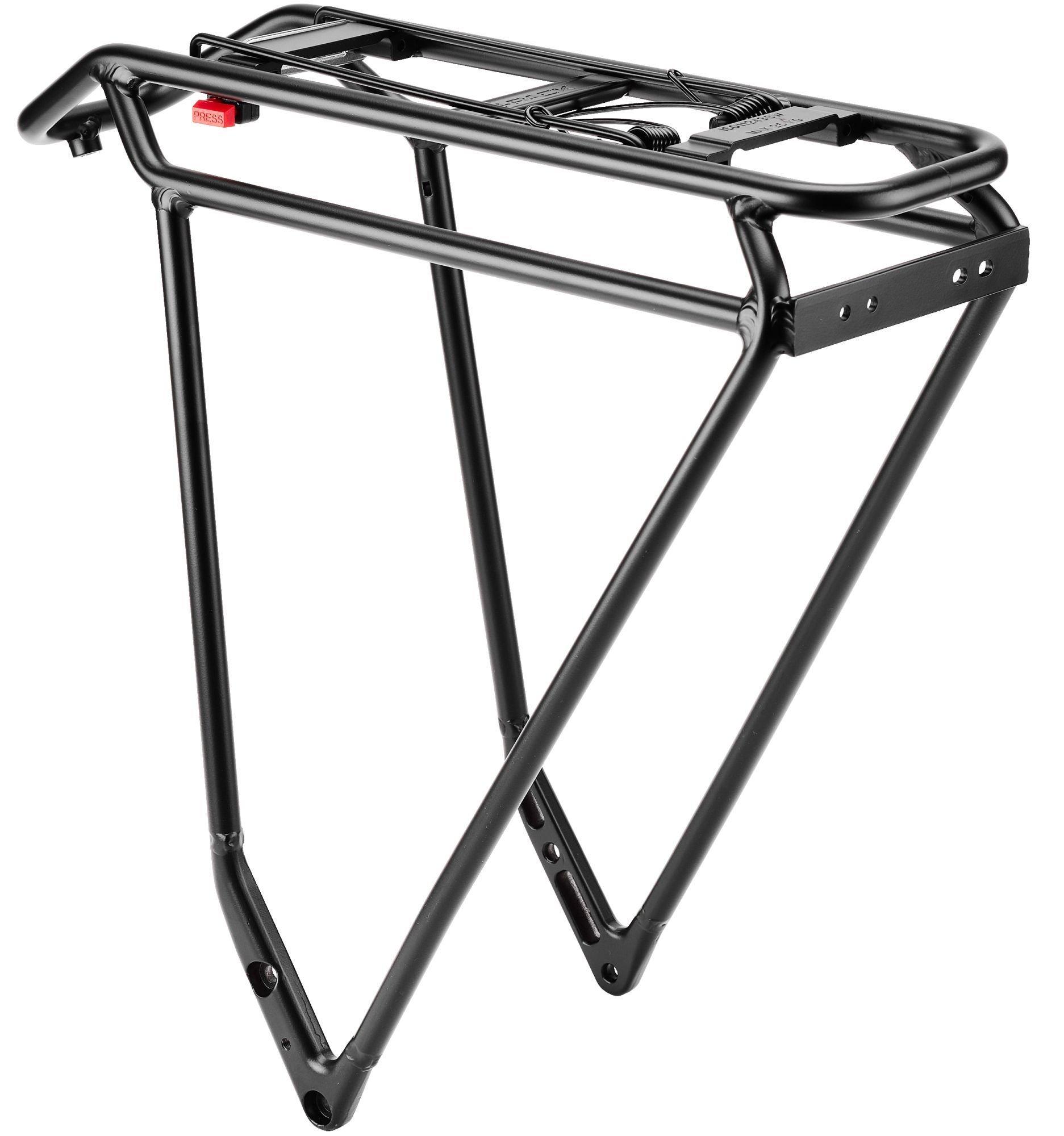 Fahrradteile/Gepäckträger: Standwell  Gepäckträger SW-KM079S 28